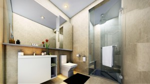 Kingsford Hillview Peak lavishing bathroom