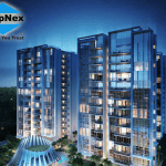 The Luxurie a condosingapore developed by Keppel located at Compassvale Rd