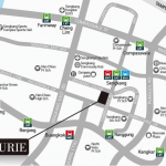 The Luxurie Site Map
