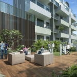 Enjoy life in Daisy Suites & unite with friends on cosy grounds