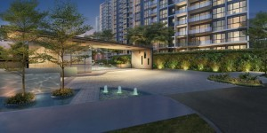 Bartley Ridge Dropoff point | condo singapore