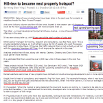 Hillview- next property hotspot?