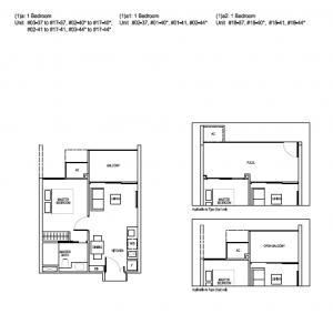 Bartley Ridge 1 bedroom