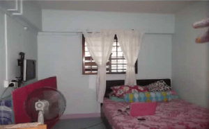 30 Marsiling Drive 2nd Bedroom | HDB Singapore