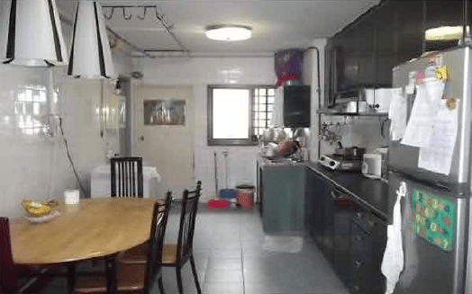 For sale hdb singapore marsiling drive hdb resale 3 room real estate investment Kitchen door design hdb