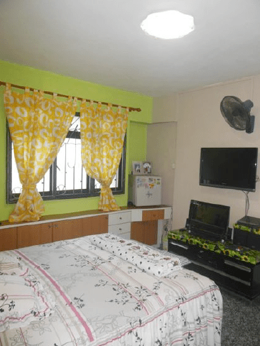 HDB resale @ 653A Jurong West Bedroom 1
