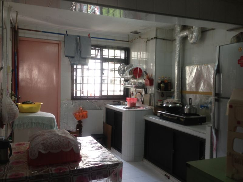 16 Upper Boon Keng kitchen with utility room