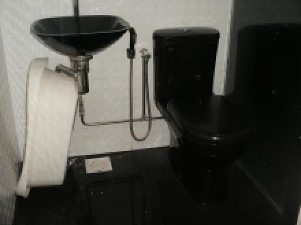 623 Senja Rd with classy bathroom