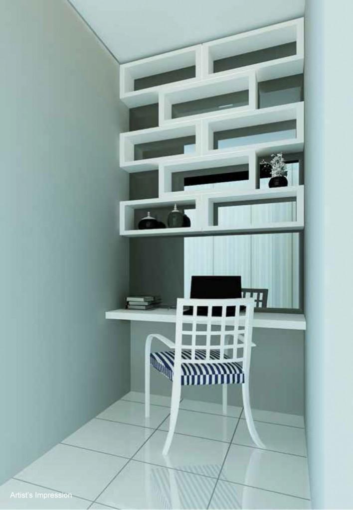 Interior design of Ocean Front Suites 2