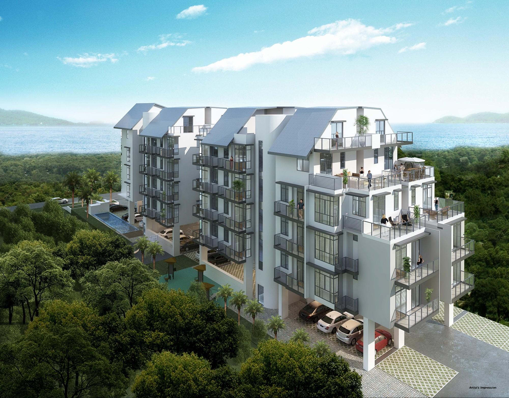 Ocean Front Suites Singapore Singapore property