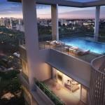 Treasure on Balmoral -Penthouse Pool