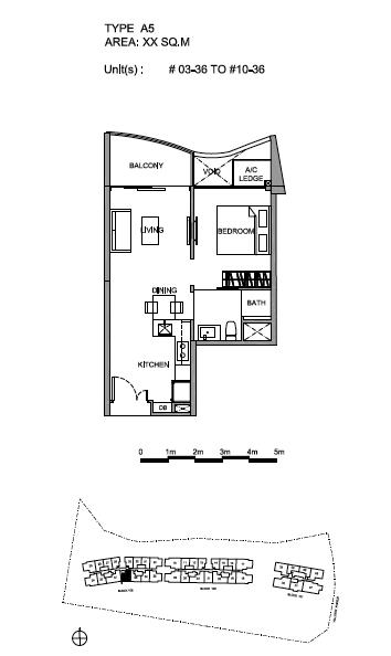 Hillview Peak 1 bedroom