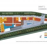 Kensington Square commercial Site Plan