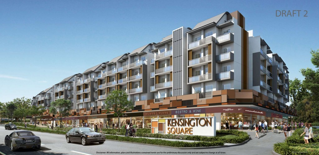 Kensington Square   New Launch   Singapore freehold property   Bartley