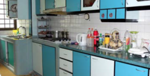 110 Tampines St 11   Modern and organised kitchen   Tampines MRT