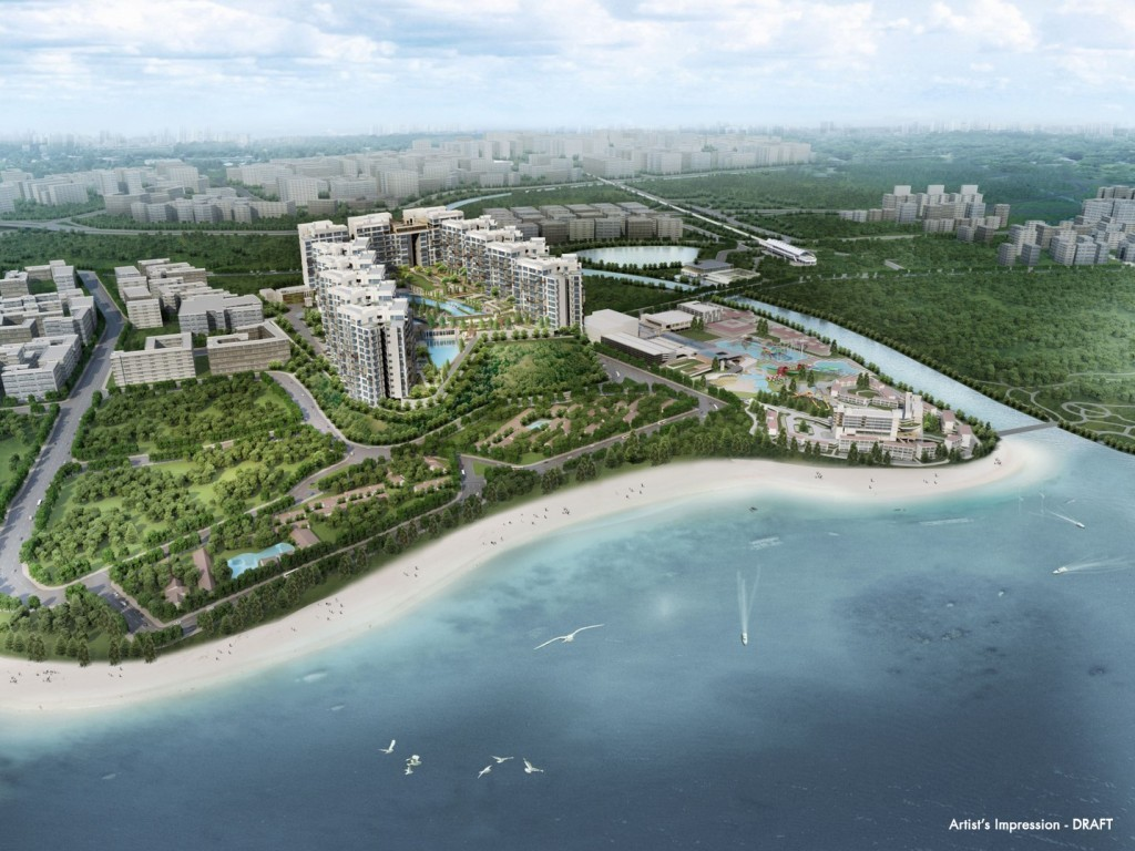 Sea Horizon EC - a Singapore beachfront real estate | Condosingapore