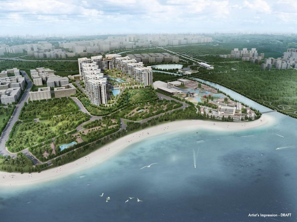 Sea Horizon EC - a Singapore beachfront real estate | Condosingapore