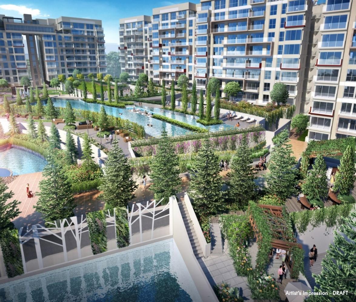 Sea Horizon EC Pasir Ris Executive Condo Real Estate
