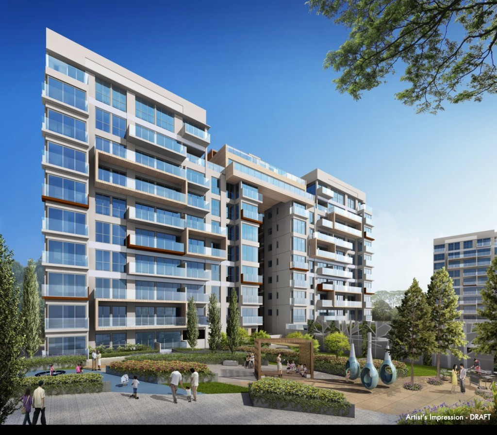 Sea Horizon EC unblock ocean view | Singapore beach front Property