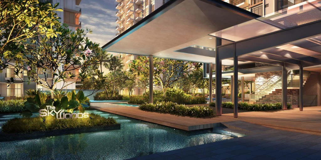 Skywoods Condo | Singapore Property | Dairy Farm Singapore | New Launch condo near Hillview MRT