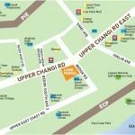 The Glades condominium location