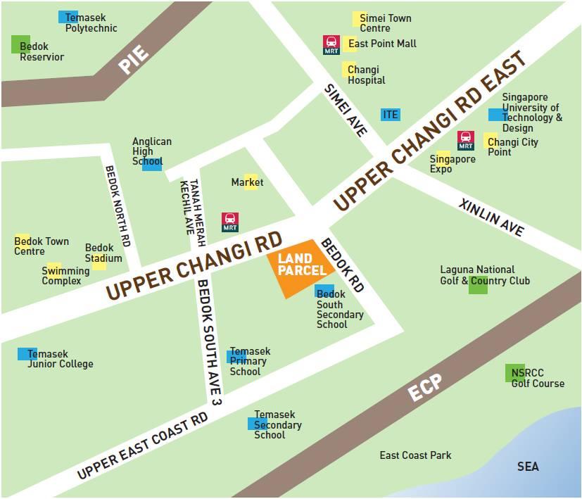 Condominium@Tanah Merah | The Glades | Condosingapore