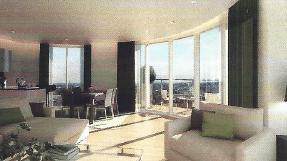 Sky Garden 43rd Floor in Providence Tower
