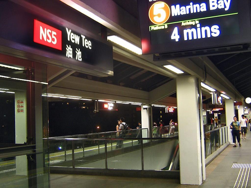 Regent Grove   Condo at Yew Tee MRT