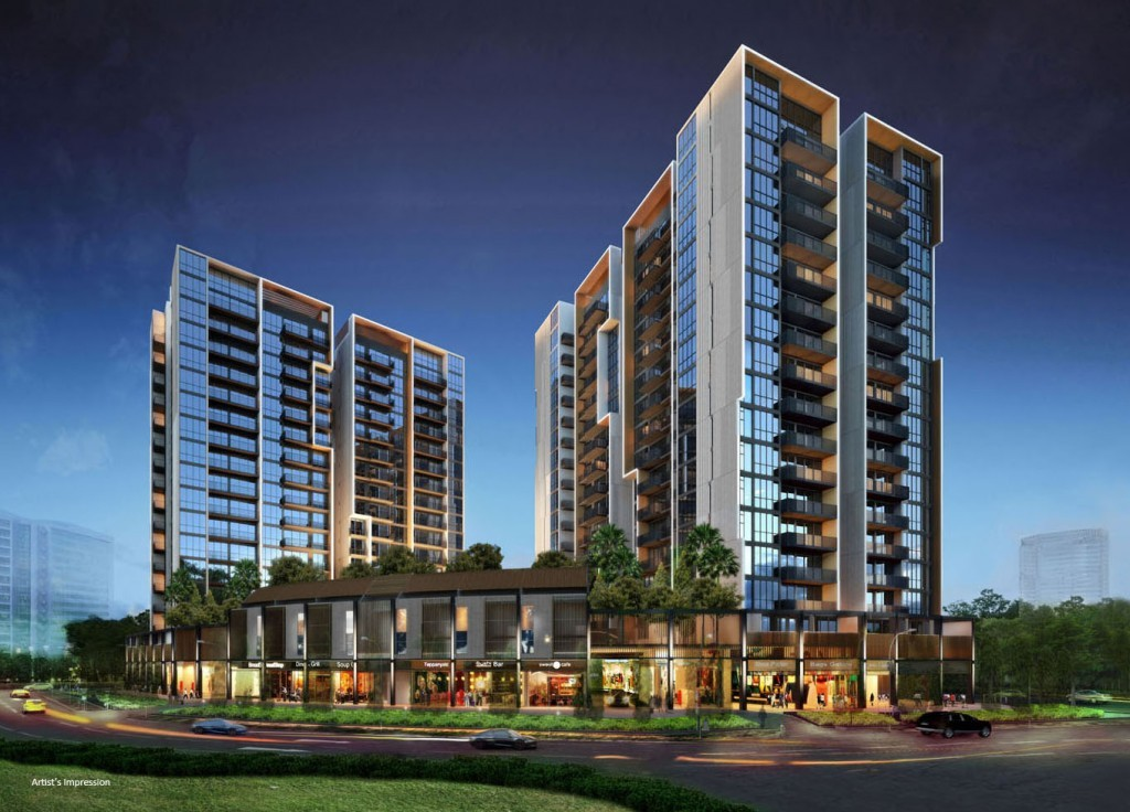 Venue Residences and Shoppe | New Launch | CondoSingapore
