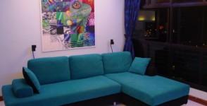 108B McNair Rd HDB Resale Cosy Living Room