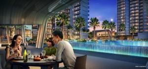 Vue 8 Residence DiningPavillion