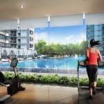 Vue 8 Residence Gym