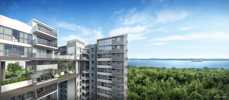 Vue 8 Residence Condo Singapore Pasir Ris Heights