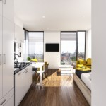 The Quarter at Liverpool | Studio Apartment | Student Accommodation Layout
