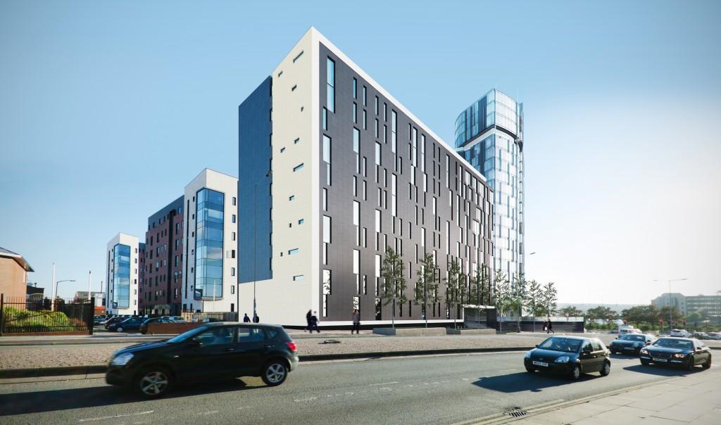 The Quarter at Liverpool | Studio Apartment | Liverpool Apartment