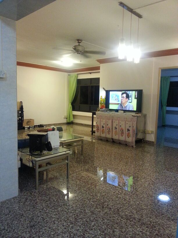 417 Canberra Road   HDB Resale 5 Room   Spacious Living Hall