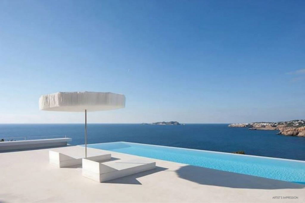 Resort Living in the Santorini