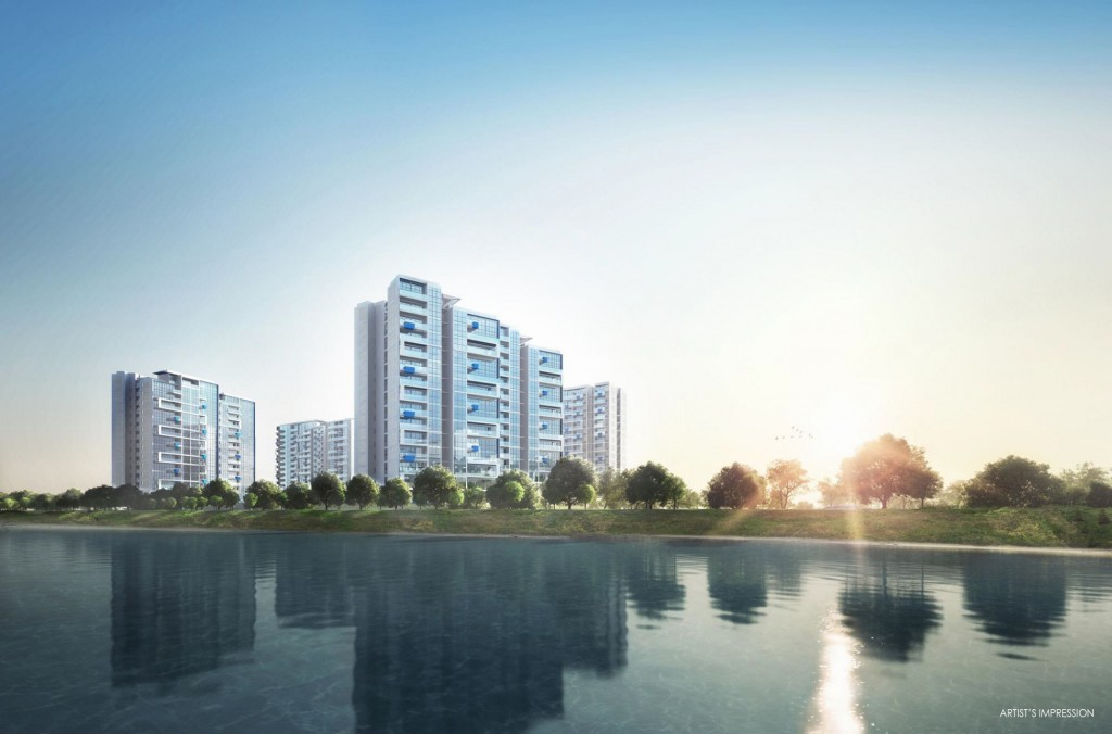 Santorini at Tampines | Tampines Ave 10 | New Launch Singapore Condo.