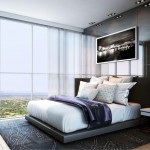 Santorini at Tampines|Master bedroom with Sea View