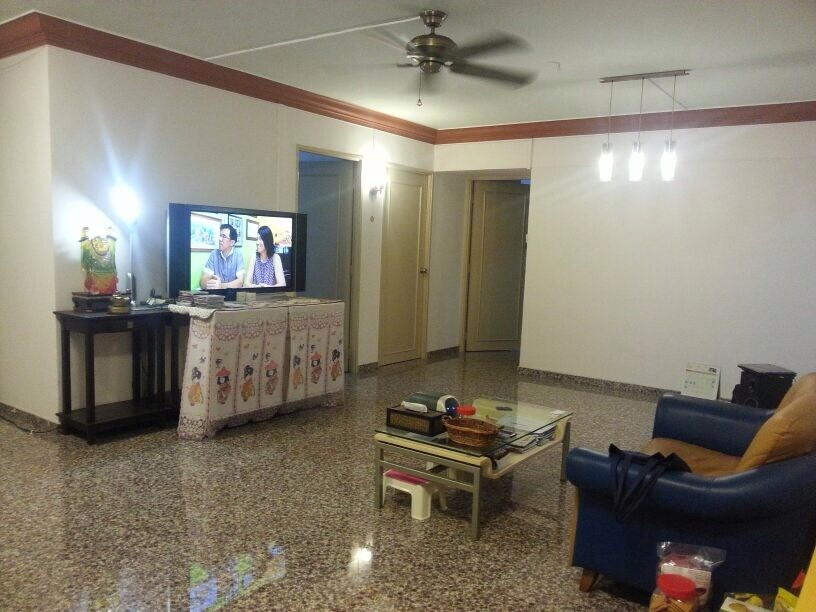 "417 Canberra Road   HDB Resale 5 Room. HDB Singapore ""I"" Model for sale"