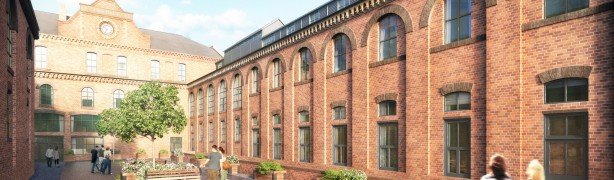 Queen's Brewery at Manchester UK | Buy to Let Apartments | Hydes Manchester Brewery | UK Property