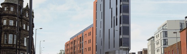 The Edge at Liverpool | Student Accommodation | UK property