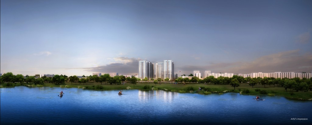 Lake Life Executive Condo| Jurong Lake District is envisioned by the URA planners to be a unique business and leisure destination.