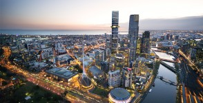 Australia 108 |Tallest Residentialbuilding in Australia|Mega Melbourne Skyscrapers