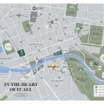 Australia108 - Location Map & Site Plan