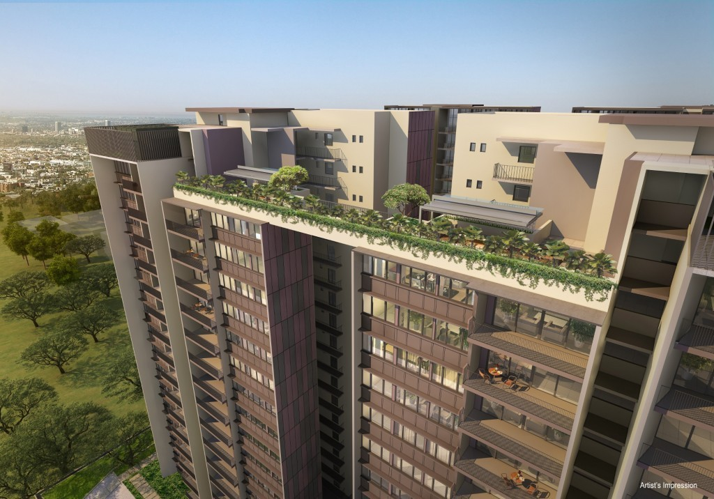 Amore EC- after MOP would be a Singapore Condo in the Singapore Property Market.