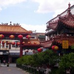 Brisbane Chinatown Mall in Fortitude Valley was opened in 1987.