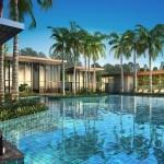 Commonwealth Towers-Cabana Lounge.