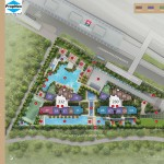 Commonwealth Towers Site plan & Floor plan details