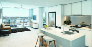 NewStead Towers in modern living quarters